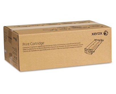 Способы определения срока годности картриджей для техники Xerox